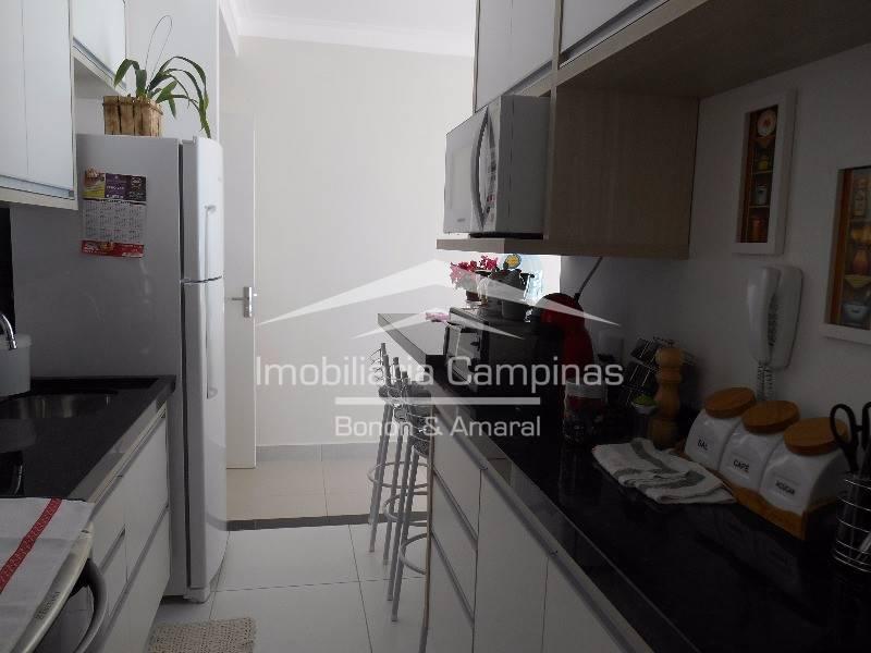 Apartamento Padrão à venda, Parque Euclides Miranda, Sumaré