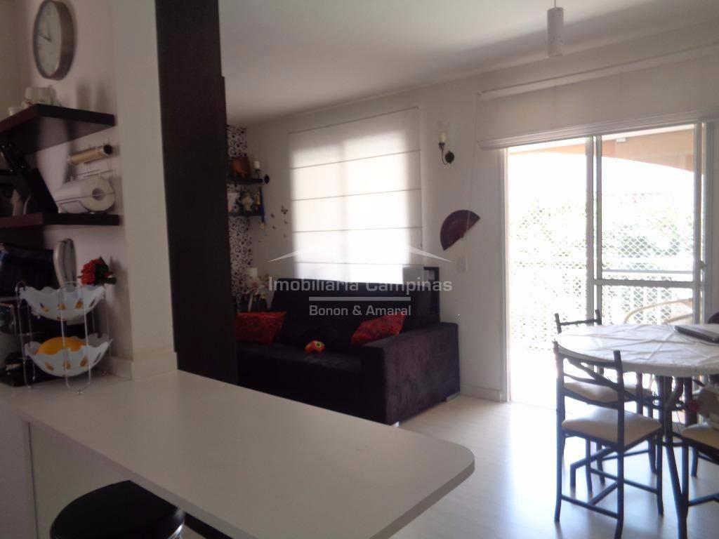 Apartamento à Venda - Loteamento Center Santa Genebra